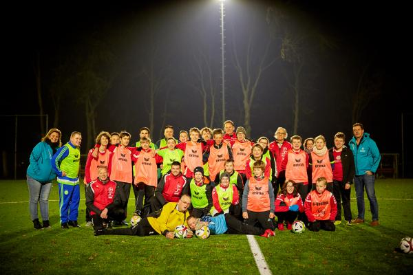 Mike Multi Foundation sponsort KDO G-voetbal
